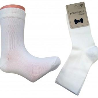 Beyaz Çocuk Soket Çorap