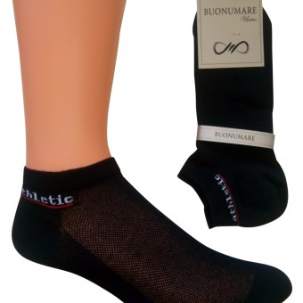 Erkek athletic desen patik çorap